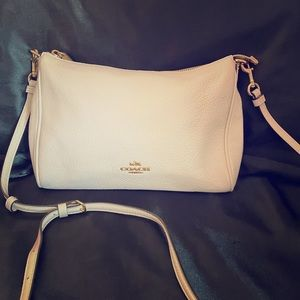 Gently used *authentic* Coach bag.